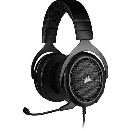 Headset Gamer Corsair HS50 PRO, Carbon - CA-9011215