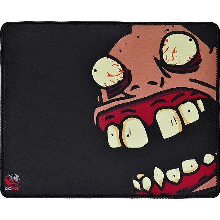 Mousepad Gamer PCYes HueBR Médio (36x30cm) - HPS36X30