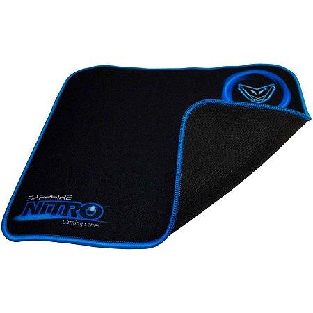 Mousepad Gamer Sapphire Nitro, Medio (32x27cm)