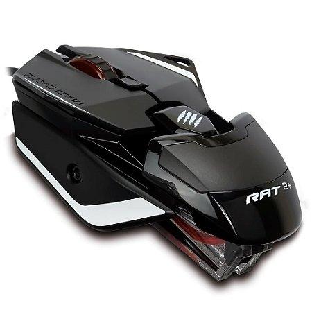 Mouse Gamer MadCatz R.A.T. 2+, RGB, 5000DPI - RAT2+