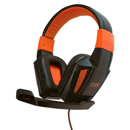Headset Gamer Oex Combat- HS-205
