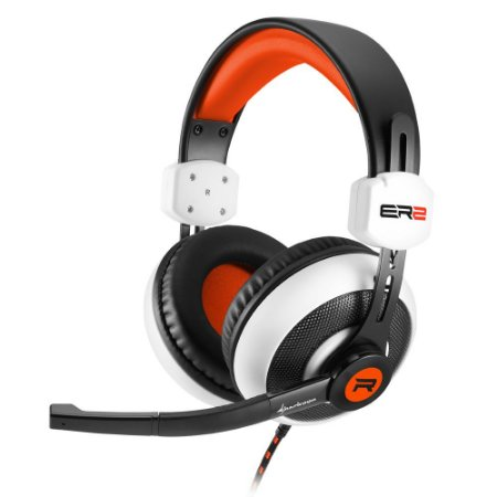 Headset Gamer Sharkoon Rush ER2, Varias Cores - RUSH-ER2