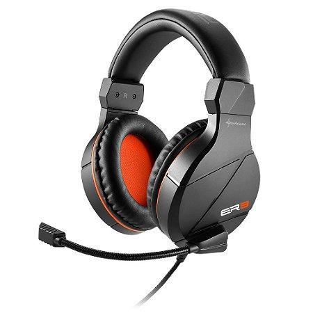 Headset Gamer Sharkoon Rush ER3, Varias Cores - RUSH-ER3