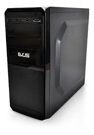 Computador Evus Elementar, Intel Dual Core J1800, 4GB DDR3, HDD 320GB