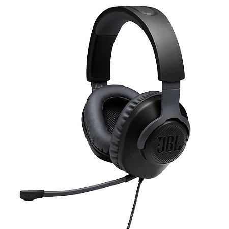 Headset Gamer JBL Quantum 100 - 28913174