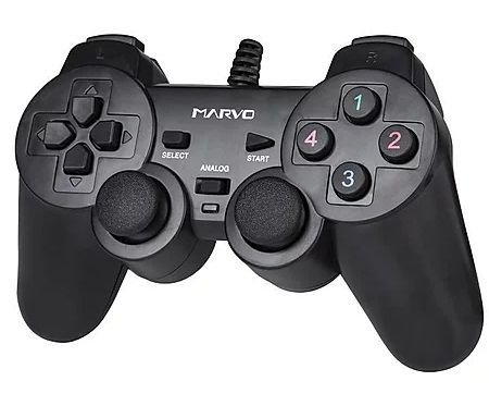 Controle USB Gamepad Marvo Scorpion GT-006