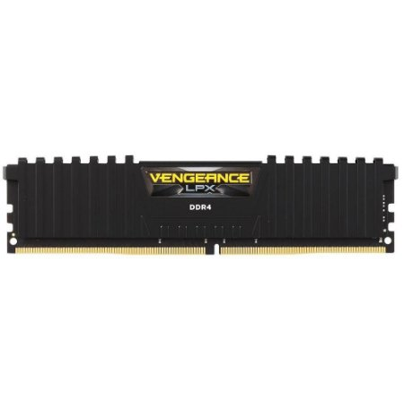 Memória Corsair Vengeance LPX, 8GB, 2666Mhz, DDR4 - CMK8GX4M1A2666C16