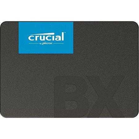 SSD Crucial BX500, 240GB, 540MBs - CT240BX500SSD1