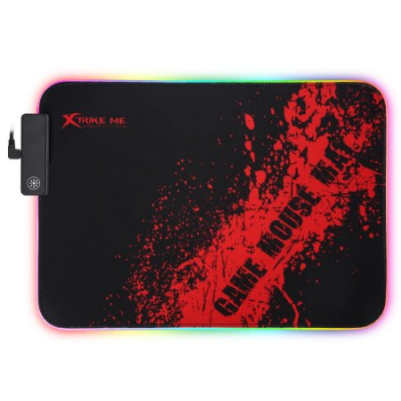 Mousepad Gamer XTRIKE RGB, (250x350mm) - MP-602