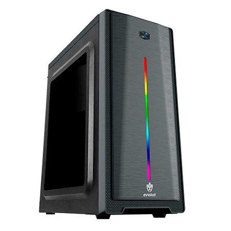 Gabinete Gamer Evolut Gamma RGB – EG-805