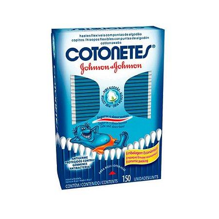 COTONETE JOHNSONS 1X150 UN