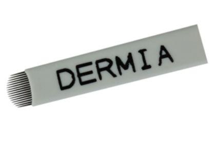 LAMINA DERMIA 12 CURVED FLEX 0.25MM