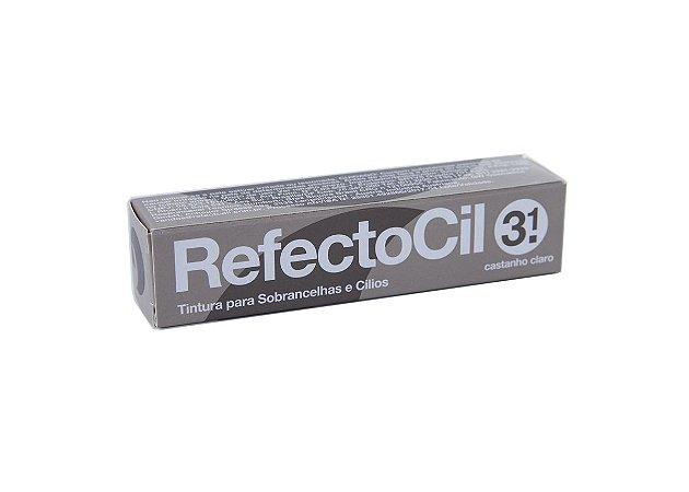 TINTURA REFECTOCIL 3.1 CASTANHO CLARO