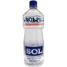 ALCOOL SOL 1 LITRO