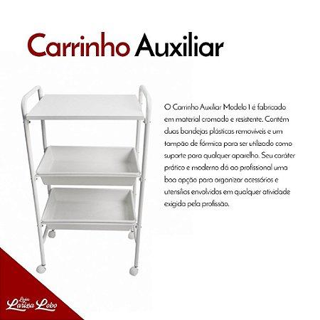 CARRINHO AUX BRANCO 1 FORMA 2 BAND AMANHECER