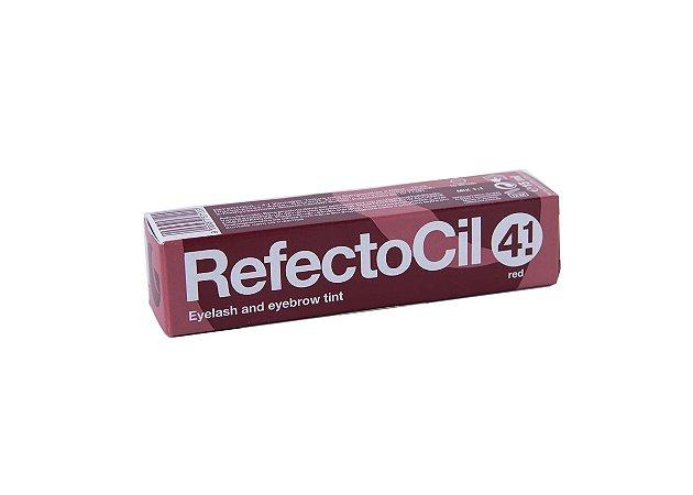 TINTURA REFECTOCIL 4.1 VERMELHO