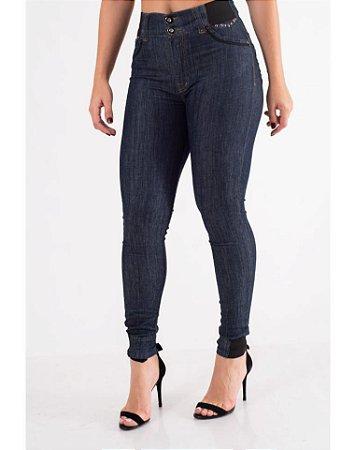Calça Jeans ESCURA Estravaganzza