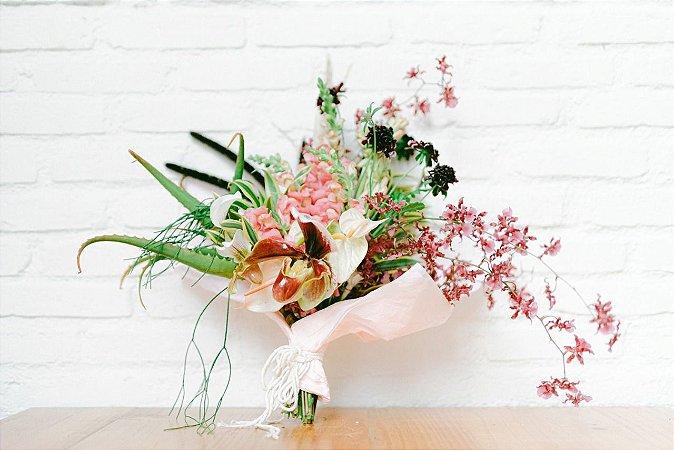 Buquê de Flores Variadas