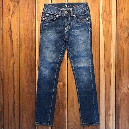 SEVEN calça jeans skiny 7 anos