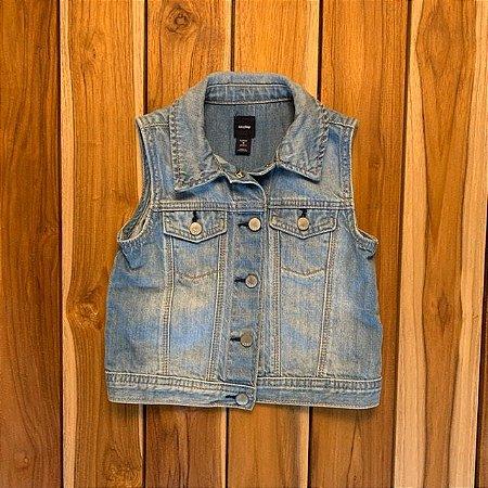 BABY GAP colete jeans 5 anos