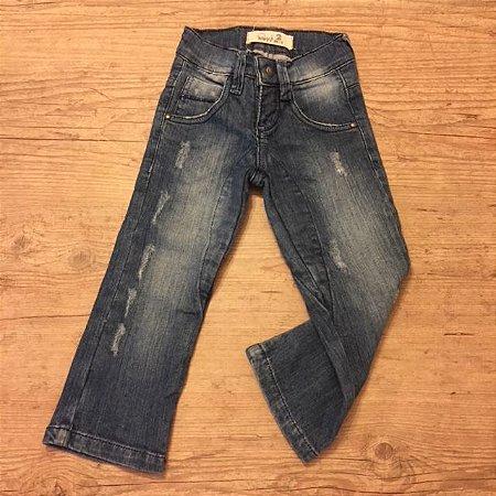 RESERVA MINI calça jeans 2 anos