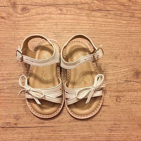 LUDIQUE ET BADIN sandália branca BRA 18