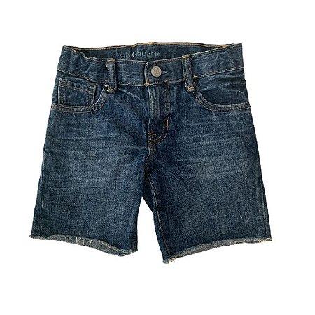 BABY GAP bermudas jeans 5 anos
