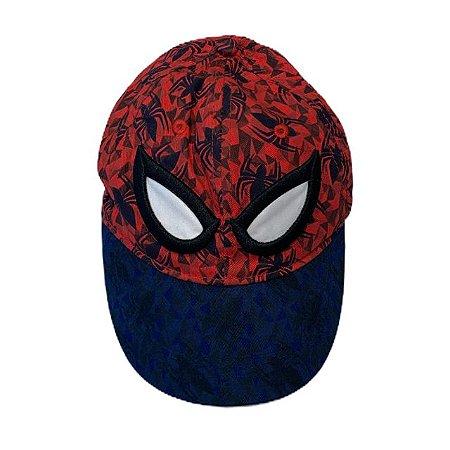 Boné homem aranha