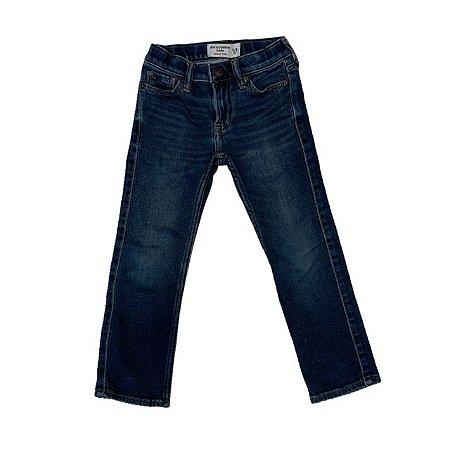 ABERCROMBIE calça jeans 5-6 anos
