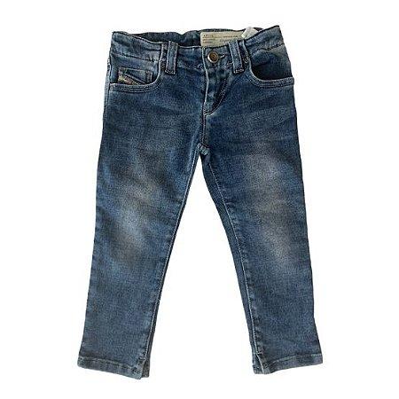 DIESEL calça jeans grupeen 2 anos