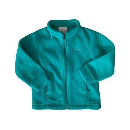 COLUMBIA casaco soft verde 3 anos