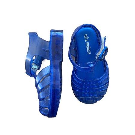 MELISSA sandália azul BRA 19