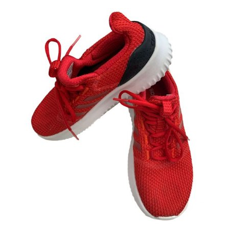 ADIDAS tênis vermelho USA 4 1/2 BRA 35