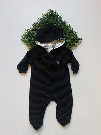 Macacão Longo Bebê Matelassê
