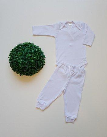 Conjuntinho Básico Bebê - Fisculy