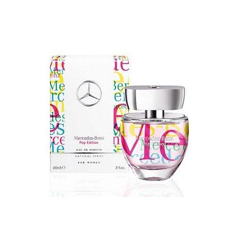 Perfume Pop Edition For Women Edp 60ml Mercedes-Benz