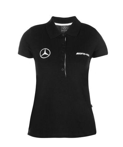 Polo Feminina AMG