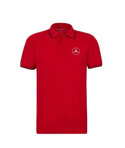 Camisa Polo Telligent Masculina Corporate Mercedes-Benz