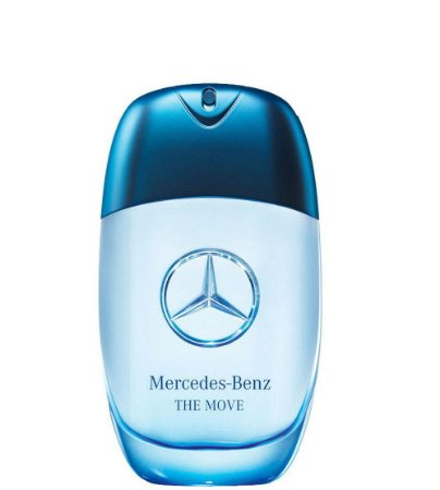 Perfume The Move Edt 60ml Mercedes-Benz Azul