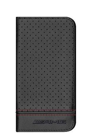 Capa de Celular Flip Iphone 7 AMG Mercedes-Benz Preto