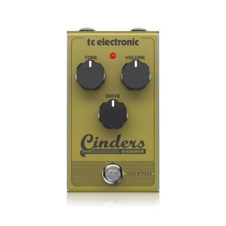 Pedal de Guitarra TC Electronic Cinders Overdrive