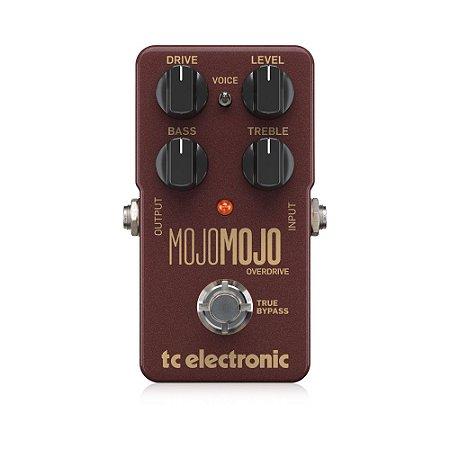 Pedal de Guitarra TC Electronic MojoMojo Overdrive
