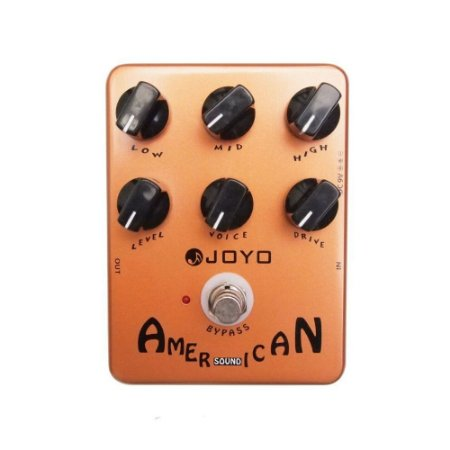 Pedal de Guitarra Joyo Amp Simulator American Sound  JF-14
