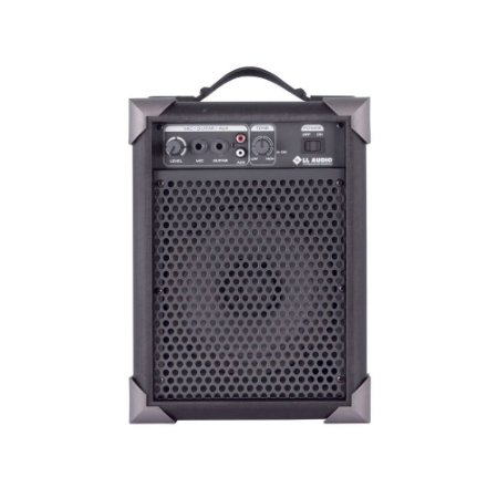 Caixa De Som Amplificada Multiuso Ll Audio Lx40 10 Wrms
