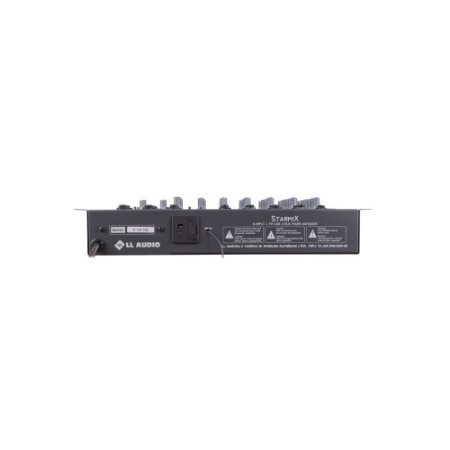 Mesa De Som Mixer Ll Audio Usfx602r Bt 6 Canais Bluetooth