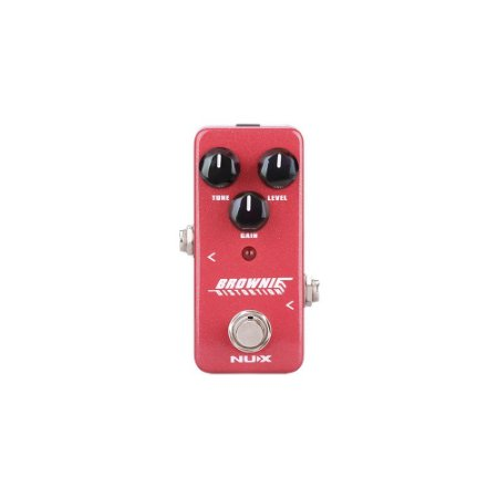 Pedal para Guitarra Nux Brownie Distortion