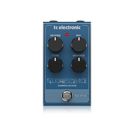 Pedal de Guitarra TC Electronic FlourEscence Shimmer Reverb