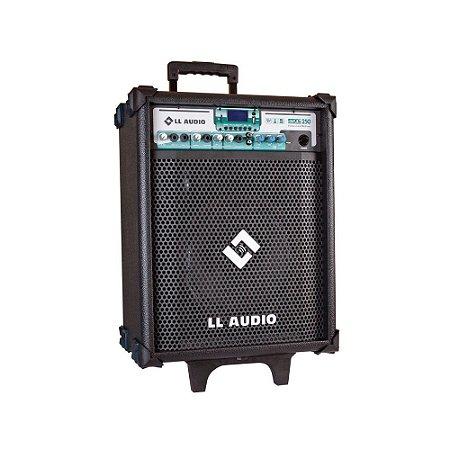 Caixa Amplificada Multiuso Ll Audio Stone 250 60 Wrms ST250