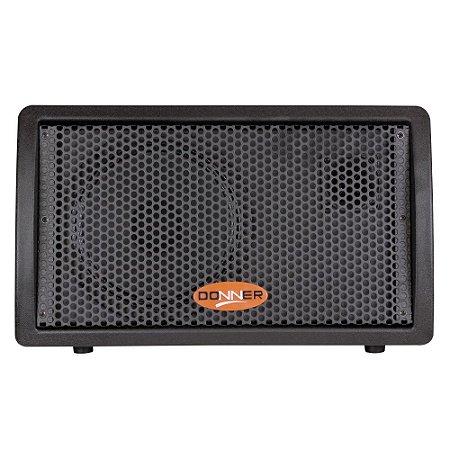 Cabeçote Amplificado Multiuso LL Audio CB200 200 WRMS