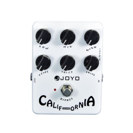 Pedal De Guitarra Joyo California Sound Jf-15